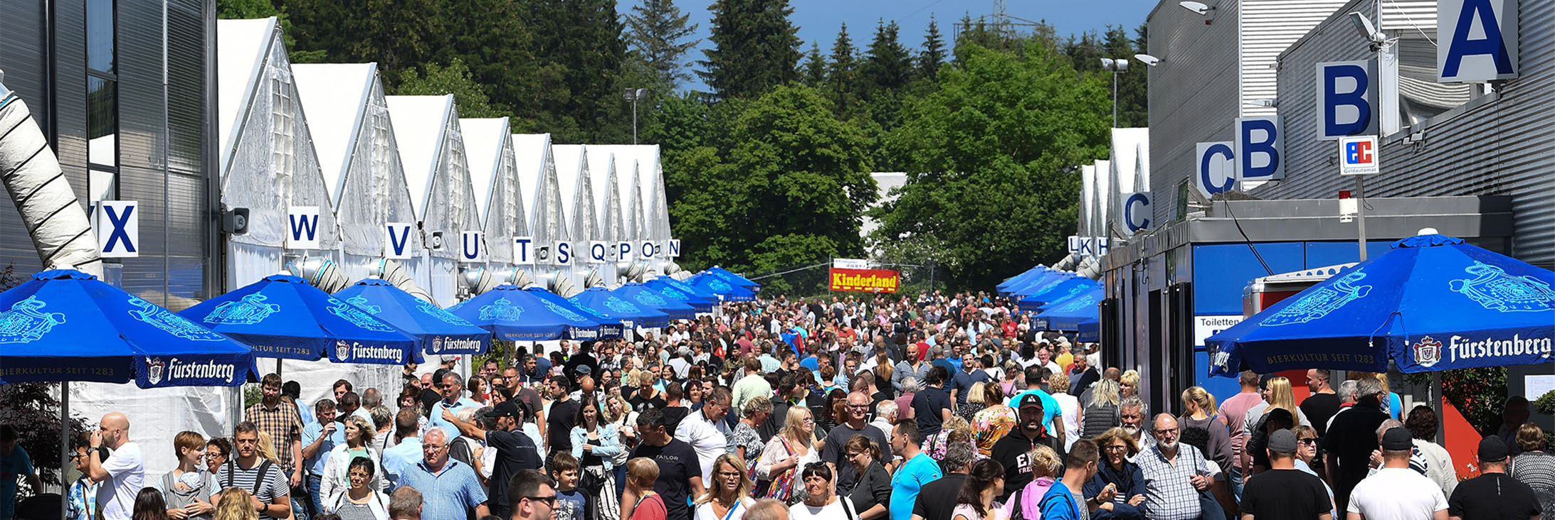 Südwest Messe öffnungszeiten